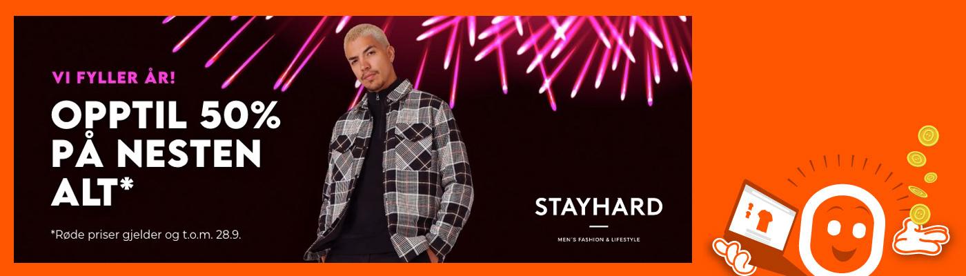 Stayhard NO